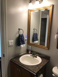 Rose House, Small Bathroom, Mirror, Furniture, Home Decor, Small Shower Room, Decoration Home, Room Decor, Mirrors