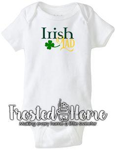 Irish Lad Shirt St. Patrick's Day Shirt Boys St Patrick's Day Shirt Lad Shirt Babys St Patricks Day Shirt Irish Shirt Toddler Shirt