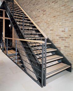 Ravine Stairs and Railings