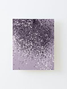 Glitter Kunst, Glitter Wall Art, Glitter Canvas, Glitter Wallpaper, Glitter Walls, Glitter Curtains, Diy Canvas Art, Diy Wall Art, Diy Art