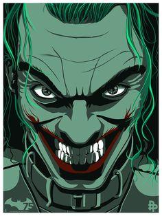 Joker by THE DARK INKER