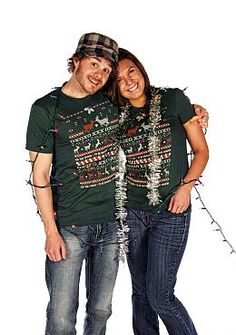 4b545d8e370 Ugly Holiday Sweater Tees to benefit the APA