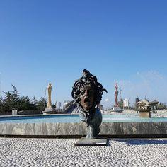 Medusa welcomes you #Versilia #Pietrasanta #thisisthesea #igersmaremmaintrasferta #vsco