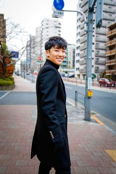 Seungri for Daily Music Japan
