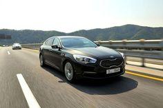 Kia automobile - good image