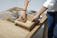 kitchen Tray, Kitchen, Home Decor, Cuisine, Homemade Home Decor, Home Kitchens, Interior Design, Kitchens, Home Interiors
