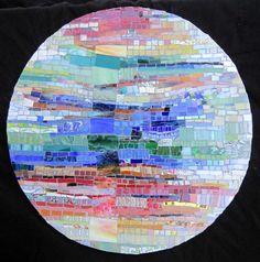 Kitchen Mosaics, by mosaic artist Cynthia Fisher - BIGBANGMOSAICS