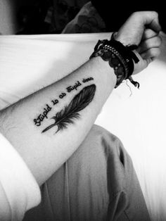 Forrest Gump Feather Tattoo| I want this on my lower back