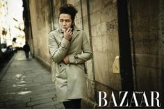@AsiaPrince_JKS: 2012.9.18 Twitter The day after tomorrow.. Asia Prince is in Bazaar Korea(october)
