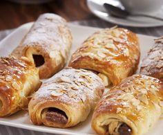 Recette Pains au chocolat par thermomix - recette de la catégorie Pains & Viennoiseries