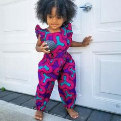African Print Ankara Jumpsuit - baby, toddler, girl - African Print Ankara Jumpsuit – baby, toddler, girl Source by etsy - Baby African Clothes, African Dresses For Kids, African Wear Dresses, Latest African Fashion Dresses, Dresses Kids Girl, African Print Fashion, Kids Outfits, Ankara Fashion, African Babies