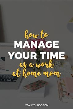 Are you overwhelmed and need help balancing work and home life? Being a work-at-home mom is hard and managing your time can be a challenge. Click here for 11 time management tips for work at home moms. Plus, get FREE Printable Daily & Weekly Planners. #workfromhome #wahm #mompreneur #WAHMtips #worklifebalance #momlife #workingmom #motherhood #sahm #timemanagement #productivity #todolist #success #productivitytips #priorities #productive #dailyschedule #bosslady #bossmom #businesswoman