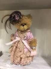 Abigale by Shaz Bears Mo Hair, Cute Teddy Bears, Australian Artists, Beer, Clip Art, Hand Sewn, Toys, German, Handmade