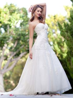 Kenneth Winston Wedding Dresses - Style 1484