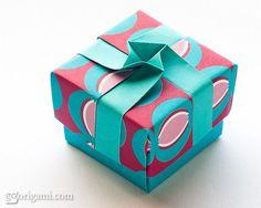 Two-Color Twist Base Box | Flickr – Compartilhamento de fotos!