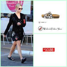 bcd3efdae Fantasy Black Gold Metal Sling Back Thong Sandal. Wholesale Fashion Shoes