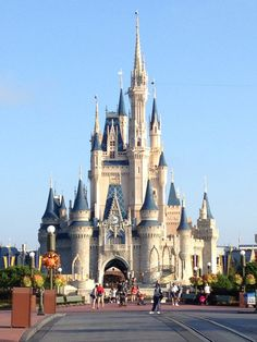 Magic Kingdom® Park. Such a magical place. Many of my childhood memories are here at one of the Disney Parks. Bands, rides, ice cream shaped like Mickey, it's warms my heart to think of these parks.