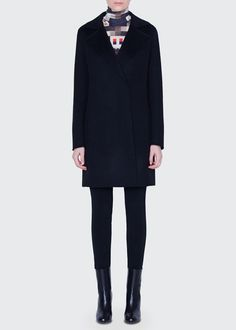 Get free shipping on Akris Bera Cashmere Coat at Bergdorf Goodman. Shop the latest luxury fashions from top designers. Window Display Retail, Retail Displays, Shop Displays, Merchandising Displays, Window Displays, Retail Store Design, Retail Stores, Cashmere Coat, Top Designers