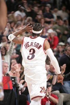 """The Answer"" - Allen Iverson"