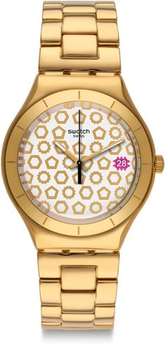 Swatch YGG405G watch - Tech Mode - Bullone
