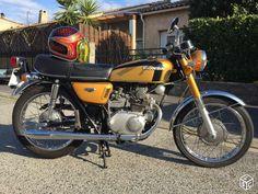 Honda 125 K5 CB125 Motos Var - leboncoin.fr