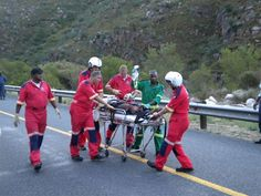 Arrive Alive South Africa | How do I become a Paramedic?