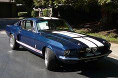 Abundance of Shelby Mustangs set for Barrett-Jackson's 2013 Scottsdale auction | Mustangs Daily