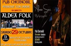 Mega Sábado Vermut Folk   Noche Pop Rock - http://www.mipuntomap.com/city/guadalajara-spain/event/mega-sabado-vermut-folk-noche-pop-rock/