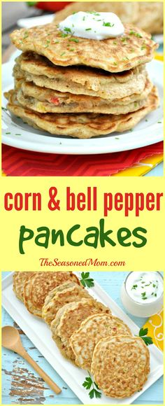 Corn and Bell Pepper