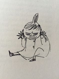 From Tove Jansson's 'Moominpappa at Sea'