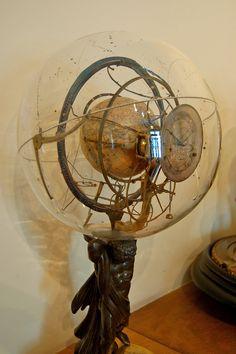 Astrological Clock. Vienna Clock Museum.