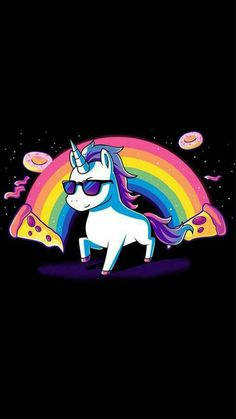 Credit to TeeTurtle Unicornios Wallpaper, Marvel Wallpaper, Cellphone Wallpaper, Black Wallpaper, Real Unicorn, Unicorn Art, Animal Drawings, Cute Drawings, Dibujos Zentangle Art