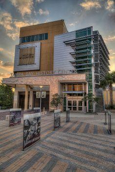 Tampa Bay History Center, Tampa, Florida