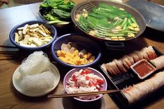 herbal and food to detoxify the body