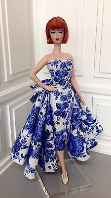 Tinnia-OOAK-Fashion-For-Silkstone-Barbie-Vintage-Barbie-amp-Fashion-Royalty