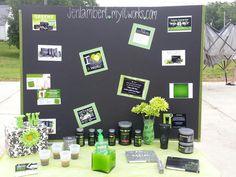 Itworks vendor booth display