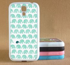 Samsung Galaxy S4 case Elephant Samsung by Xiaoyancasejewelry, $6.99