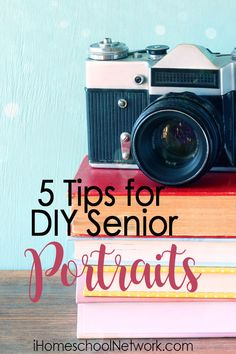 While some traditions may be left behind, senior portraits are a rite of passage that I encourage homeschool moms to keep. Check out these 5 tips for DIY Senior Portraits. Homeschool High School, Homeschooling, Homeschool Graduation Ideas, Grad Pics, Graduation Pictures, High School Graduation Picture Ideas, Graduation Portraits, Senior Portraits, Girl Senior Pictures