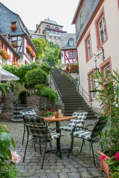Adorable Beilstein, Germany (Moselle Valley)