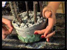 Ботаника. Композиция с яблоками - YouTube