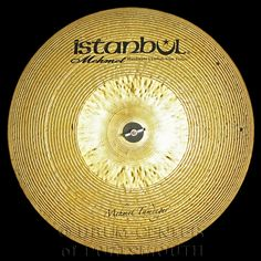Istanbul Mehmet 60th Anniversary Ride Sizzle Cymbal 20 This special cymbal has that old-famous sound with new design. Produced for the 60th Anniversary of Mr. Tamdeger's cymbal experience. Great stick definition. Mellow tone. Dark controlled overtone.  Purchase Here: http://www.drumcenternh.com/cymbals/ride/istanbul-mehmet-60th-anniversary-ride-sizzle-cymbal-20.html