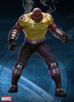 Luke Cage is downright bulletproof thanks to his skin being as tough as titanium. One of the more useful powers in the entire Marvel Universe, Cage's skin as well as skeleton are so dense that it's nearly impossible to injure the guy. In fact, you can fire at Cage point blank from as close as 4 feet and he may not even feel it. Add in the fact that attacks from other superhumans (even those stronger than him) won't hurt him, and you have yourself a badass that you wouldn't want to rumble…