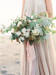 Sarah Winward bridal bouquet | Kylie Martin Photography | Charlottesville Wedding Photographer | Virginia Film Photographer www.KylieMartinPhotography.com