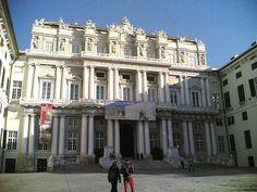Genova-Palazzo Ducale da Piazza Matteotti -