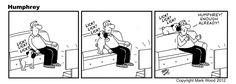 Comic Strips - Humphrey the Pug online
