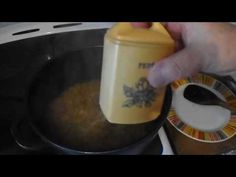 YouTube Mashed Potatoes, Pudding, Ethnic Recipes, Youtube, Desserts, Food, Whipped Potatoes, Tailgate Desserts, Deserts