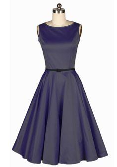 Audrey hepburn,50s style,pin up girl,prom dress,vintage dress,fashion dress,evening dress,party dress,fancy dress,navy dress   $59.99
