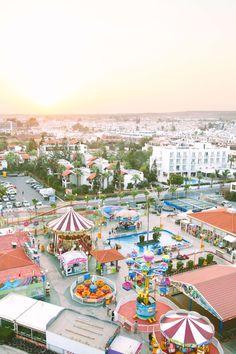 In the heart of exotic Cyprus, beautiful Ayia Napa is a city of celebration. Menorca, Countries Around The World, Around The Worlds, Akrotiri And Dhekelia, Monaco, Cyprus Island, Visit Cyprus, Cyprus Holiday, Ayia Napa