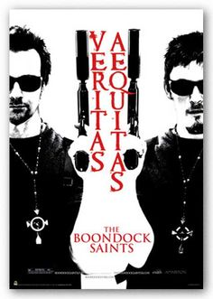 """Boondock Saints-A 1999 Troy Duffy film featuring Sean Patrick Flanery and Norman Reedus as Irish fraternal twins. Connor (Flanery) and Murphy (Norman) McManus become vigilantes after killing two members of the Russian Mafia in an act of self-defense. Along with there friend David Della Rocco they start rid the streets of Boston, there home, of crime and evil. While many see """"The Saints"""" as a force for good it questions what you see as right and wrong. Just so you know the word F*** is used a…"""