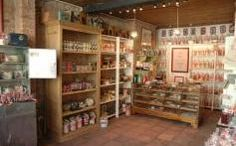 Love this old fashioned sweet shop - full of vintage curiosities